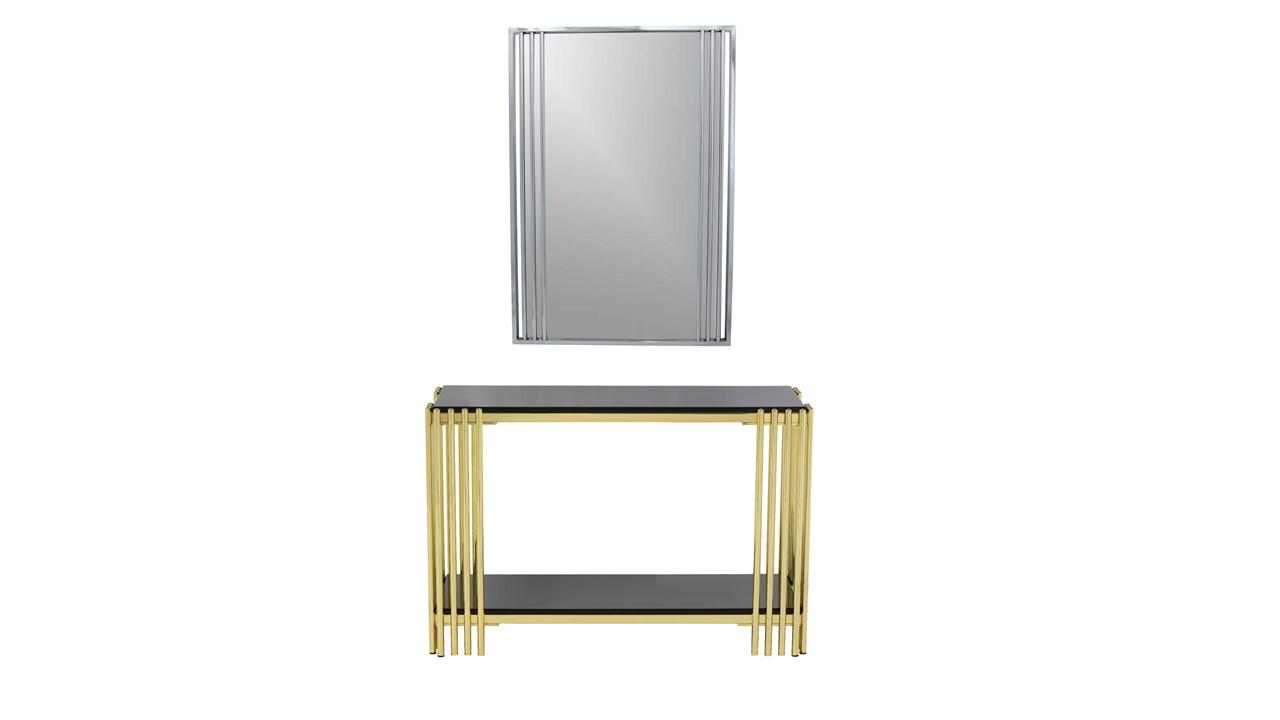 mila konsol + spegel